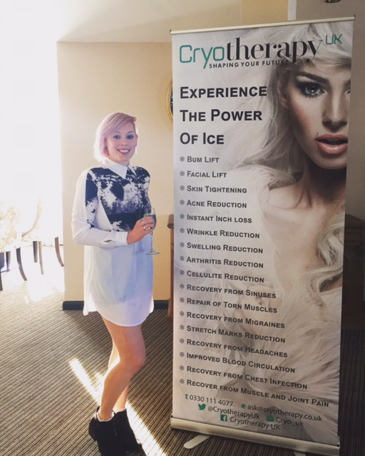 Cryotherapy - Lipstick & Trainers