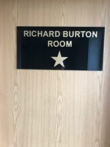 Richard Burton room
