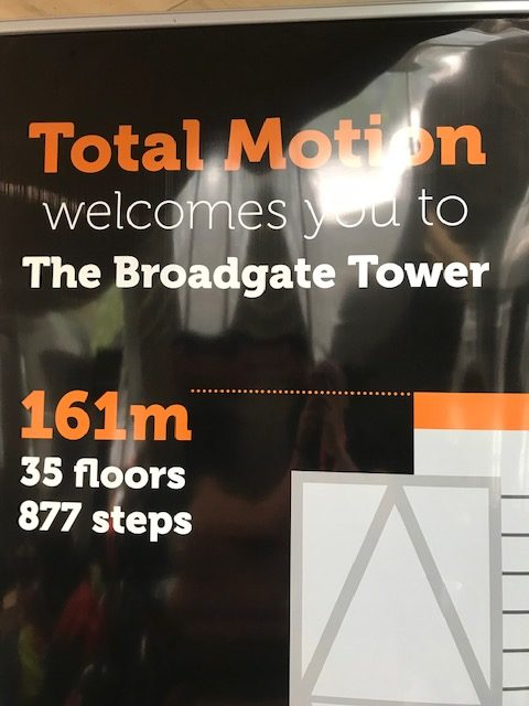 Total Motion - Broadgate tower